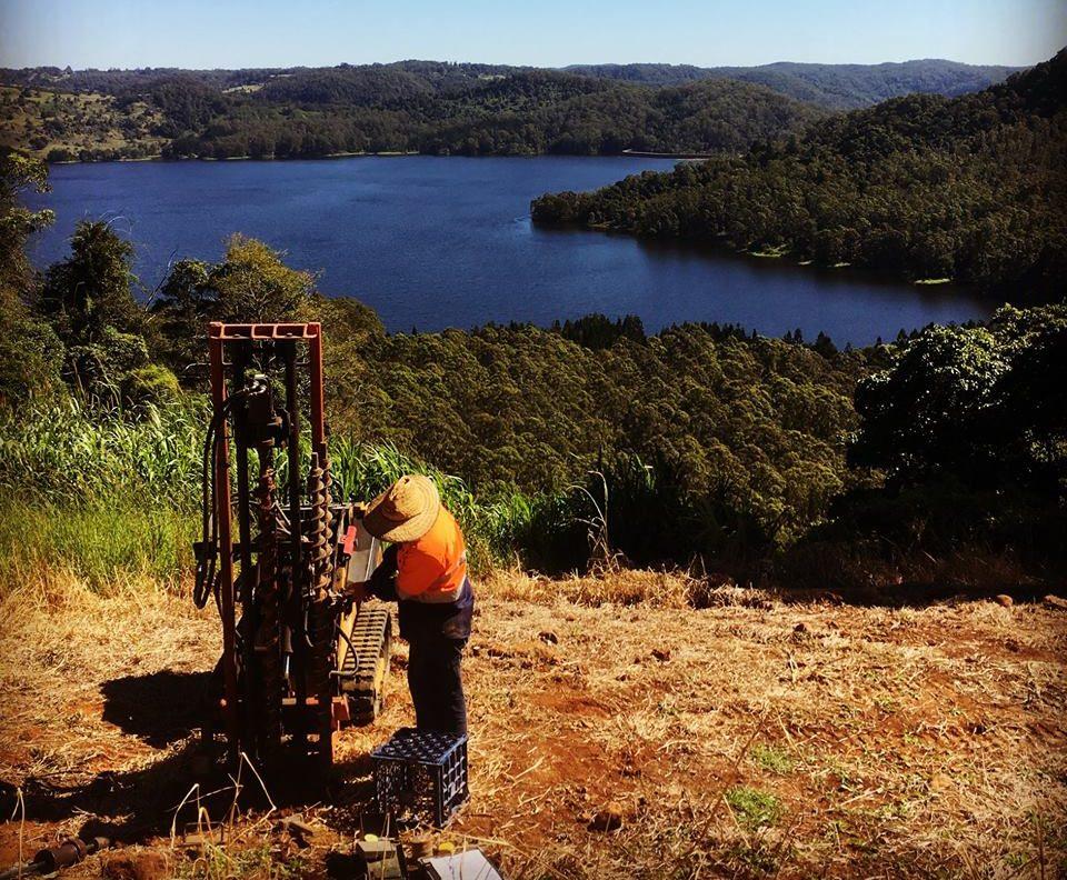 CSI Soil Testing